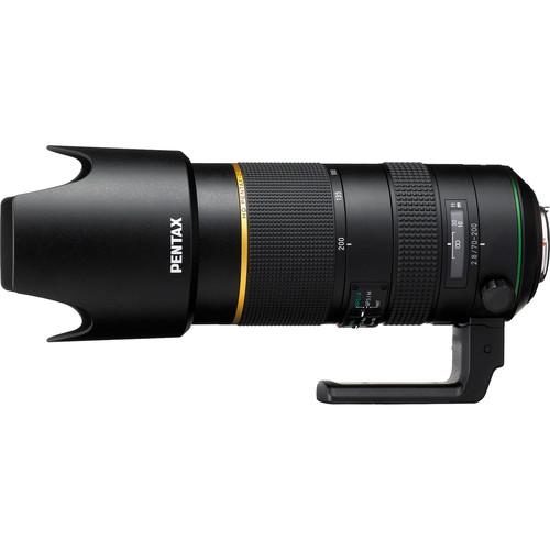 Pentax HD PENTAX D FA* 70-200mm f/2.8 ED DC AW Lens