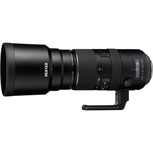 Pentax HD PENTAX D FA 150-450mm f/4.5-5.6 DC AW Lens