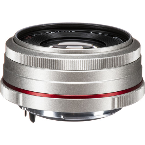 Pentax HD Pentax DA 70mm f/2.4 Limited Lens (Silver)