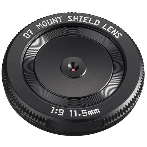 Pentax 07 Mount Shield 11.5mm f/9 Lens