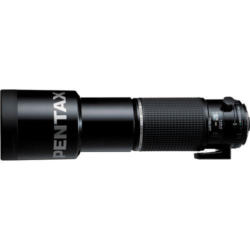 Pentax smc FA 645 400mm f/5.6 ED IF Lens
