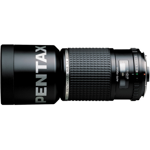 Pentax smc FA 645 200mm f/4 IF Lens