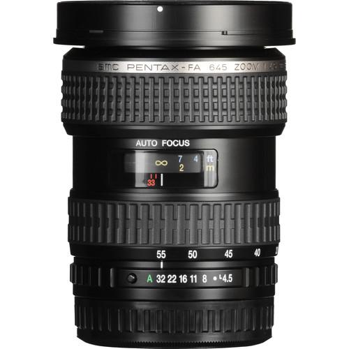 Pentax - smc FA 645 33-55mm f/4.5 AL Lens