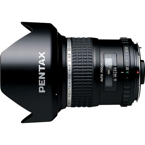 Pentax smc FA 645 35mmf/3.5 AL IF Lens