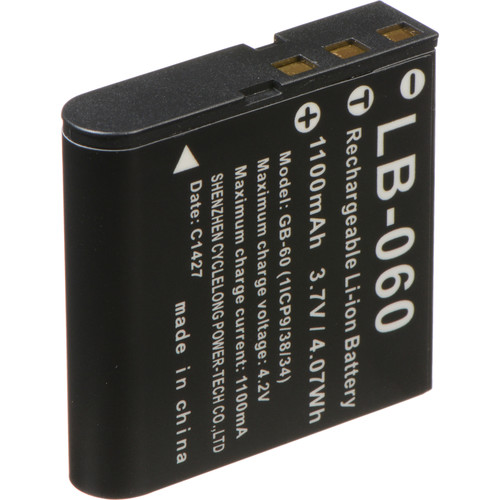 Pentax LB-060(B) Lithium-Ion Battery