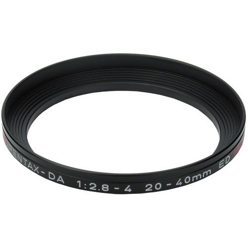 Pentax MH-RA 55mm Lens Hood for HD DA 20-40mm f/2.8-4 ED Limited DC WR (Black)