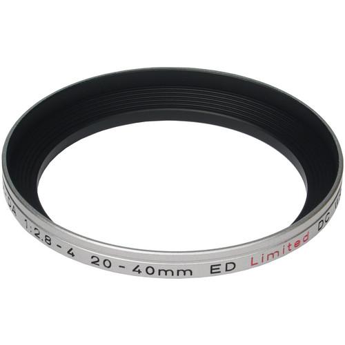 Pentax MH-RA 55mm Lens Hood for HD DA 20-40mm f/2.8-4 ED Limited DC WR (Silver)