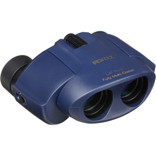 Pentax 8x21 U-Series UP Binocular (Navy)
