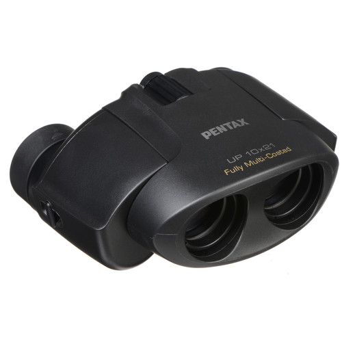 Pentax 10x21 U-Series UP Binocular (Black)