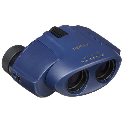Pentax 10x21 U-Series UP Binoculars (Navy)