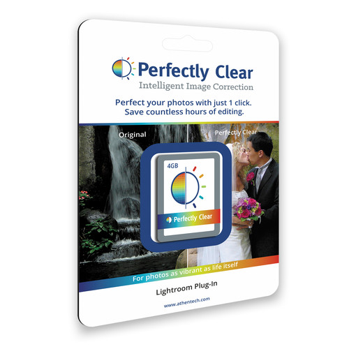 Perfectly Clear Perfectly Clear 2.0 Plug-In for Lightroom (SDHC Card)
