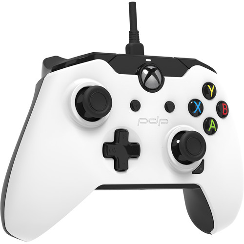 Performance Designed Products Xbox One Wired Controller (White)