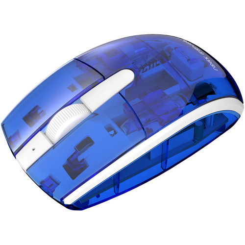 Performance Designed Products Rock Candy Wireless Mouse (Blueberry Boom)