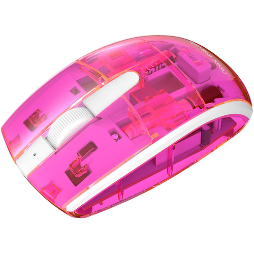 Performance Designed Products Rock Candy Wireless Mouse (Pink Palooza)
