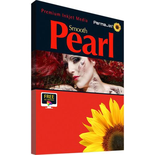 PermaJetUSA Smooth Pearl 280 Digital Photo Paper (A4, 50 Sheets)