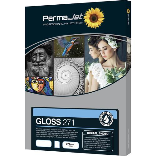 PermaJetUSA Gloss 271 Digital Photo Paper (A3, 500 Sheets)