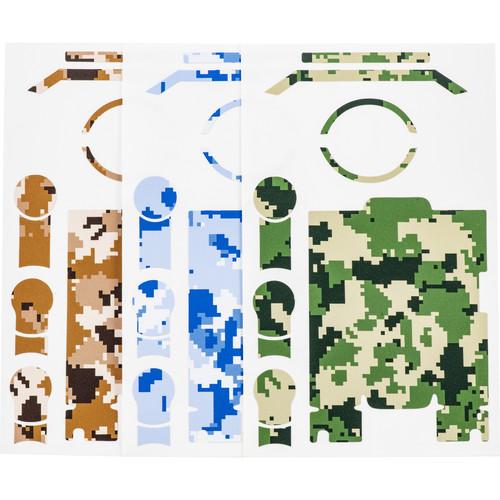 PGYTECH Skin for OSMO Pocket (Camouflage Set)