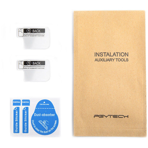 PGYTECH Screen Protector for DJI Osmo Pocket