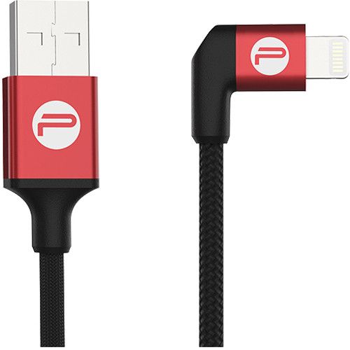"""PGYTECH USB Type-A to Lightning Cable (13.78"""")"""