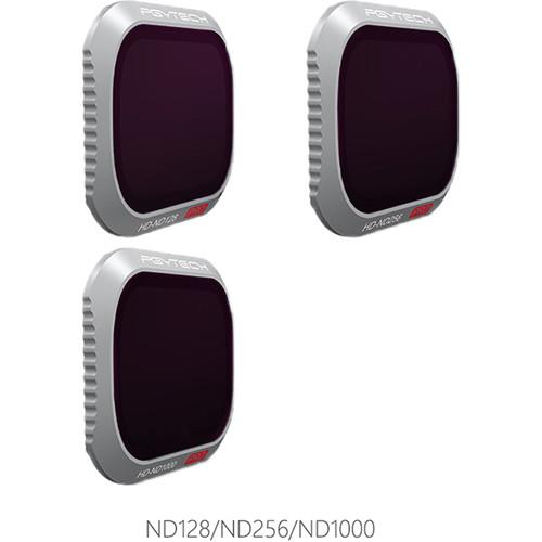 PGYTECH Pro ND Lens Filter Kit for DJI Mavic 2 Pro (ND128/256/1000)