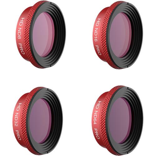 PGYTECH Filter For Mavic Air - Nd Set (Pro) (Nd8 16 32 64)