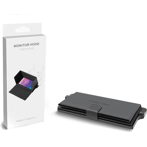 PGYTECH L128 Monitor Hood For Phone (Black)