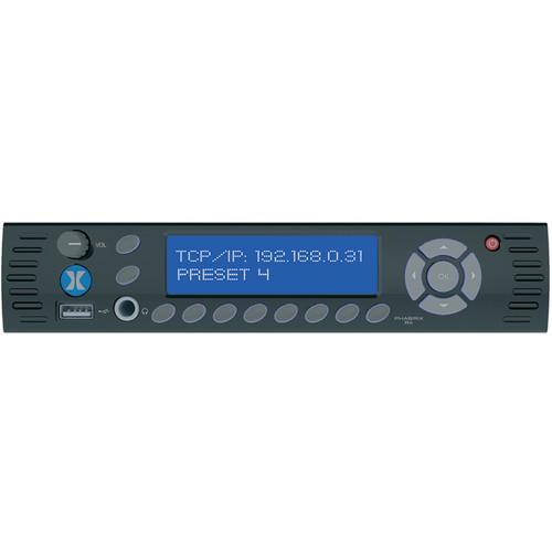 PHABRIX RX500 Rasterizer with Single Analyzer & Dual Input Module
