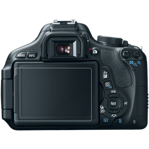 Phantom Glass LCD Screen Protector for Canon EOS 60D, Rebel T3i