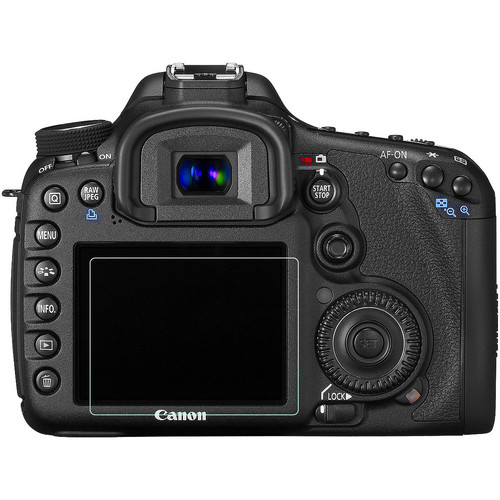 Phantom Glass LCD Screen Protector for Canon EOS 7D