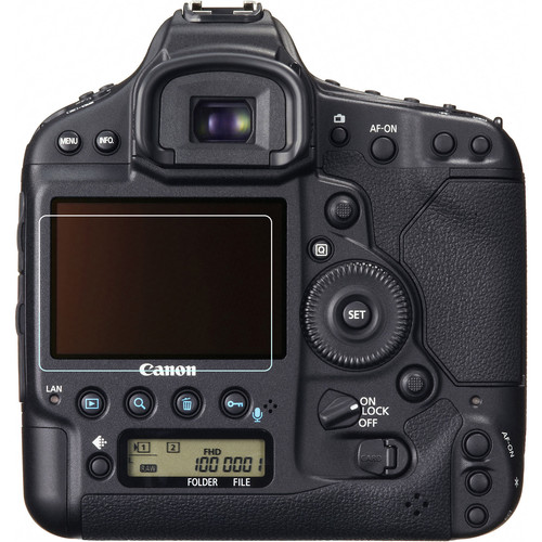 Phantom Glass LCD Screen Protector for Canon EOS-1D X or 1D X Mark II