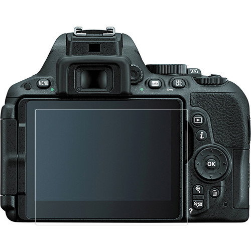 Phantom Glass LCD Screen Protector for Nikon D5300 / D5500 or Pentax K1