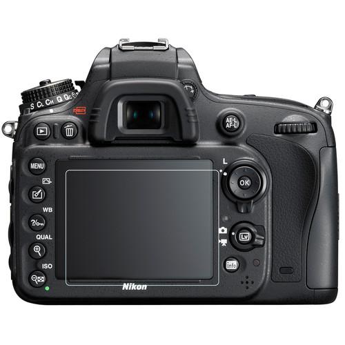 Phantom Glass LCD Screen Protector for Nikon D600, D610, or D750