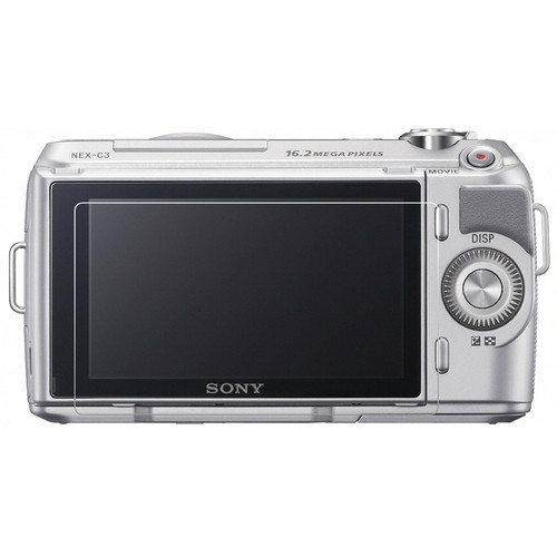 Phantom Glass LCD Screen Protector for Sony NEX-C3 or Olympus E-PL5