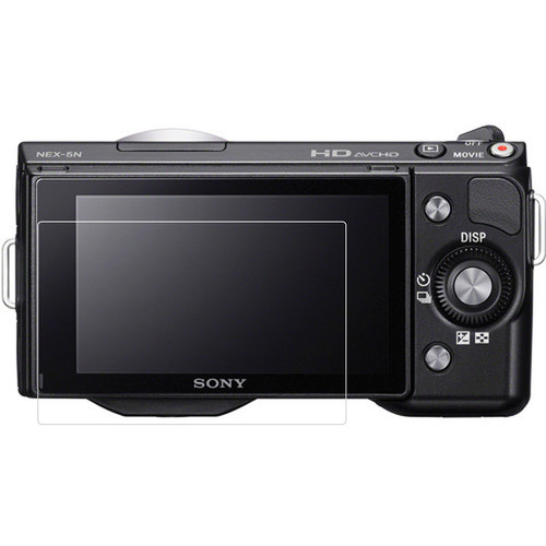 Phantom Glass LCD Screen Protector for Sony NEX-5N, NEX-5C, a3000, a5000, a5100, a6000, a6300, a6500