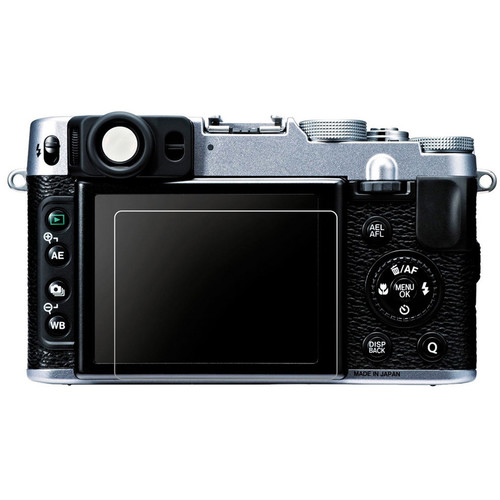 Phantom Glass LCD Screen Protector for Fujifilm X10, X20, or X-E1