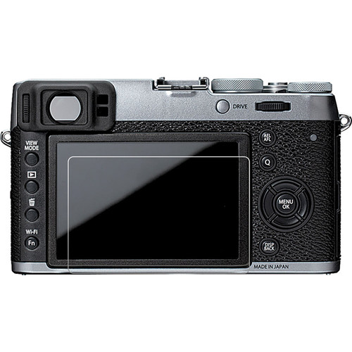 Phantom Glass LCD Screen Protector for Fujifilm X100T or X100F