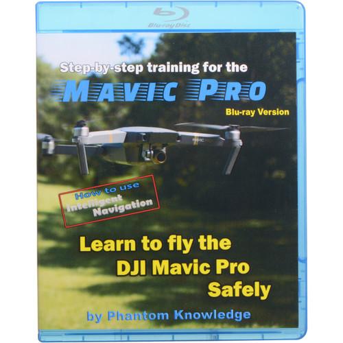 Phantom Knowledge Mavic Pro Training (Blu-ray)