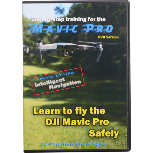 Phantom Knowledge Mavic Pro Training (DVD)