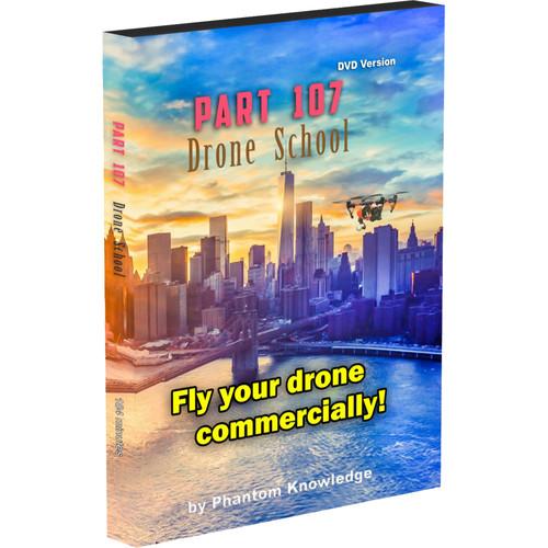 Phantom Knowledge Part 107 Drone School (DVD)