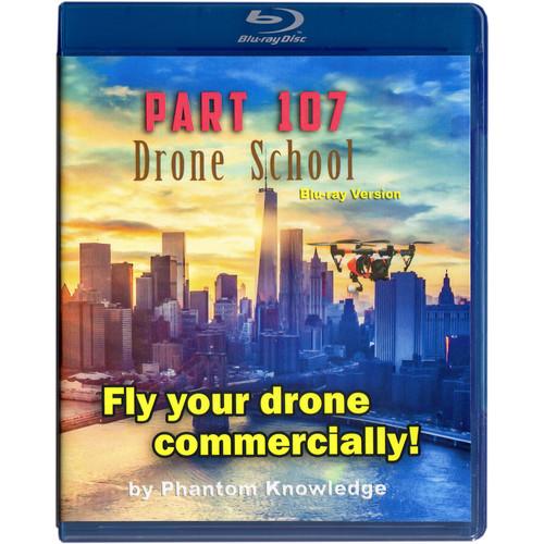 Phantom Knowledge Part 107 Drone School (Blu-ray)