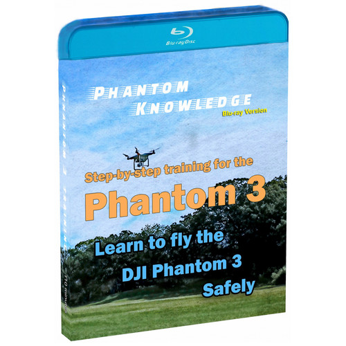 Phantom Knowledge Phantom 3 Training (Blu-ray Disc)
