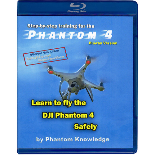 Phantom Knowledge Phantom 4 Training (Blu-ray Disc)