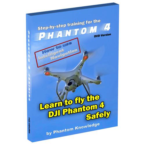 Phantom Knowledge Phantom 4 Training (DVD Disc)