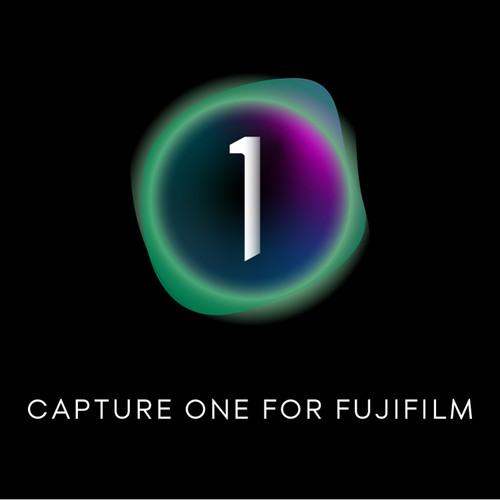 Phase One Capture One Pro 20 for FUJIFILM (Download Card)