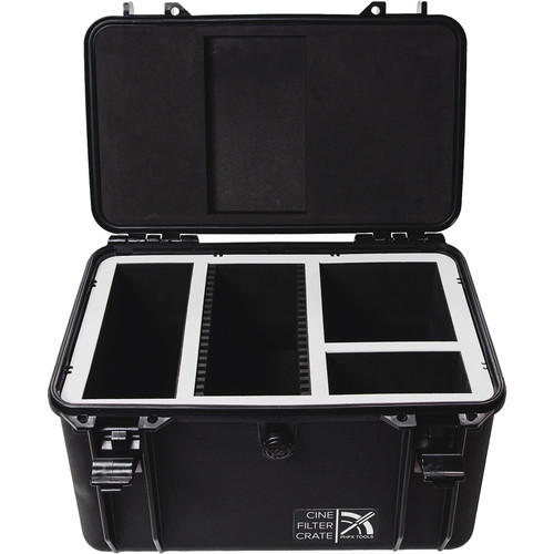 PHFX Tools Cine Filter Crate Pro (Black)