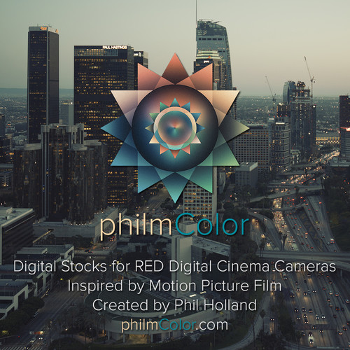 PHFX Tools philmColor R2 Digital Stocks for RED IPP2 (Download)