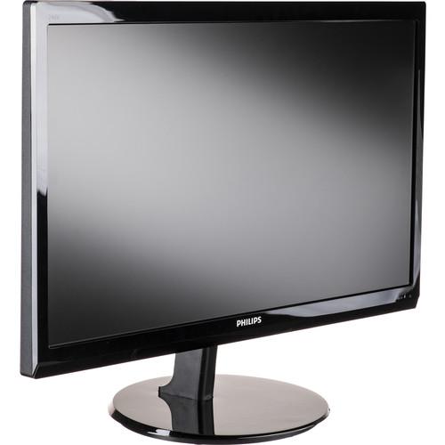 "Philips 246V5LHAB 24"" 16:9 LCD Monitor"