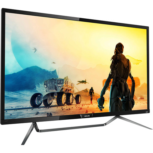 "Philips 436M6VBPAB 42.5"" 16:9 4K FreeSync LCD Monitor"