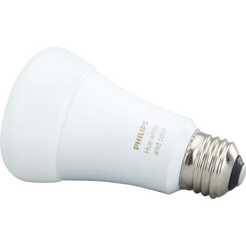 Philips Hue A19 Bulb (White Ambiance, 2-Pack)
