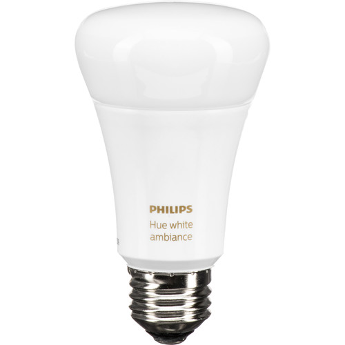 Philips Hue A19 Single Bulb (Ambiance)